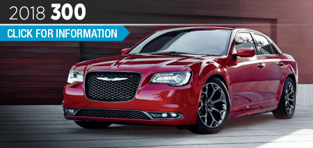 Click to research the 2018 Chrysler 300 model in Wichita, KS