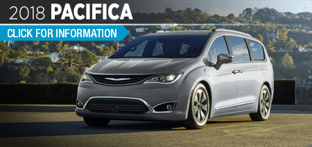 Click to research the 2018 Chrysler Pacifica model in Wichita, KS