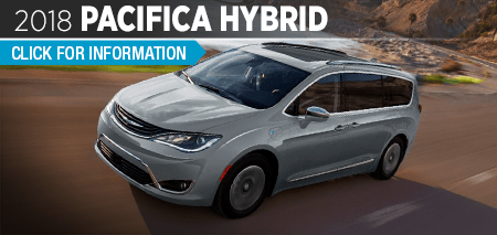Click to research the 2018 Chrysler Pacifica Hybrid model in Wichita, KS