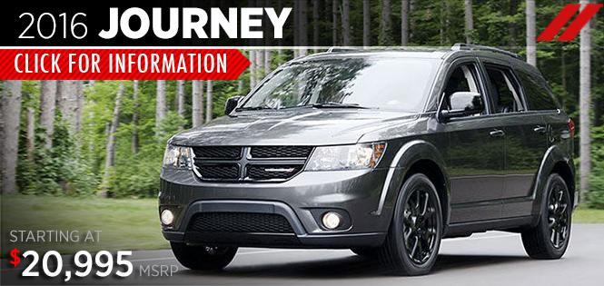 2016 Dodge Model Information Tacoma Wa