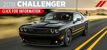 Click to learn more about the new 2018 Dodge Challenger model