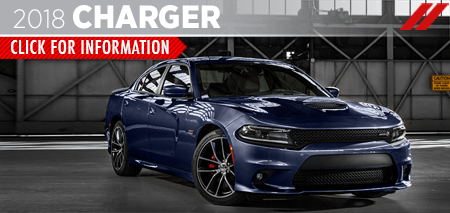 Learn more about the 2018 Charger model at Eddy's Chrysler Dodge Jeep Ram in Wichita, KS