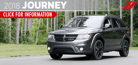 Research the 2018 Dodge Journey SUV at Grieger's Motors in Valparaiso, IN