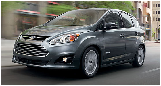 2016 Ford C-Max Model Exterior Style