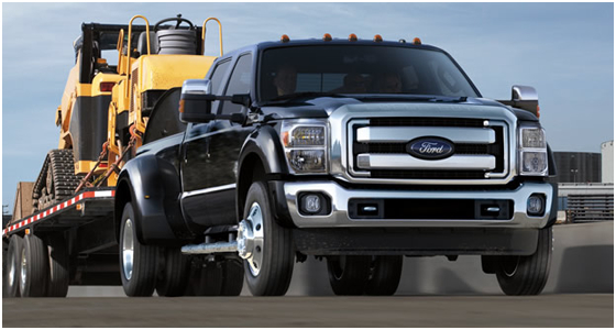 2016 Ford F-450 Model Exterior Style