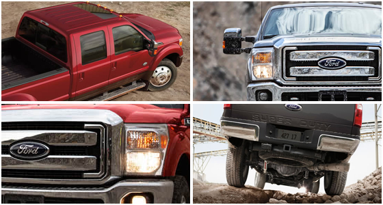 2016 Ford F-450 Model Exterior