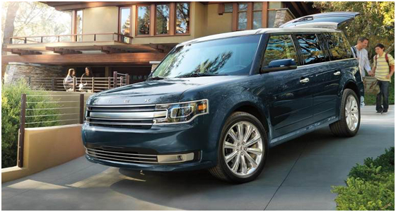 2016 Ford Flex Model Exterior Style
