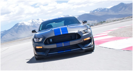 2016 Ford Mustang Shelby GT350 Model Exterior Design