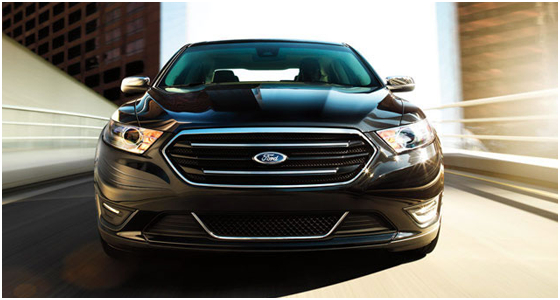 2016 Ford Taurus Model Exterior Style
