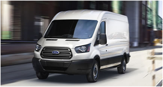 2016 Ford Transit Model Exterior Design