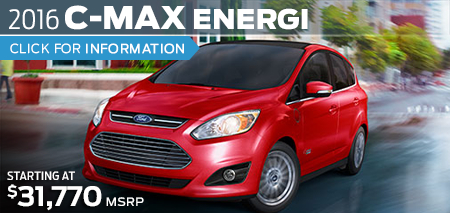 Click to Research The New 2016 Ford C-Max Energi Model in Lakewood, WA