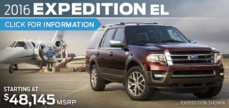Click to Research The New 2016 Ford Expedition EL Model in Lakewood, WA