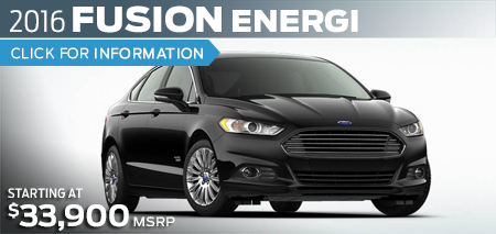 Click to Research The New 2016 Ford Fusion Energi Model in Lakewood, WA