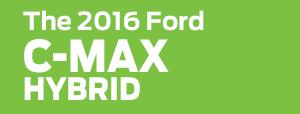 2016 Ford C-Max Hybrid Model