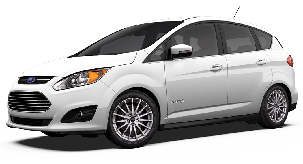 2016 Ford C-Max Hybrid Model Exterior Styling