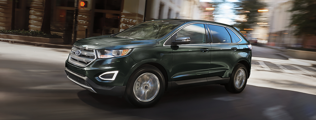 Exterior Design & Style of the 2016 Ford Edge