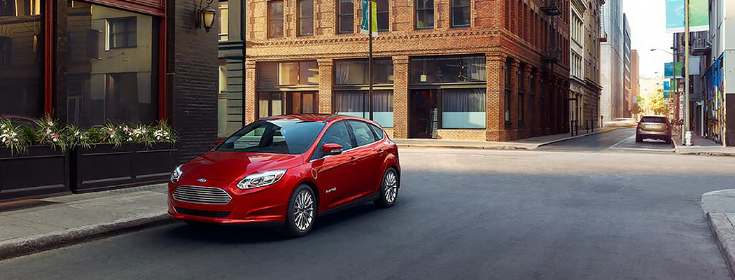 2016 Ford Focus Electric Model Information