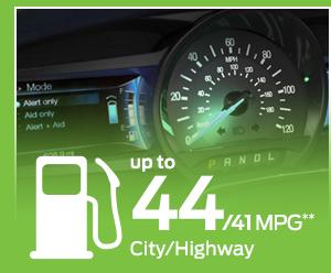 2016 Ford Fusion Hybrid Model MPG