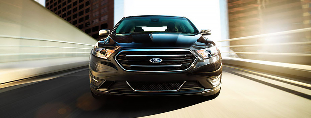 New 2016 Ford Taurus Exterior Design