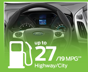 2016 Ford Transit Connect Model MPG