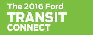 2016 Ford Transit Connect Model