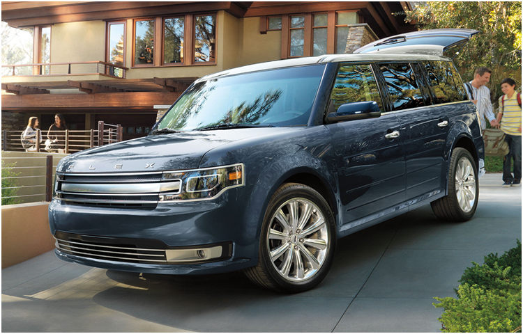 2017 Ford Flex Exterior Styling