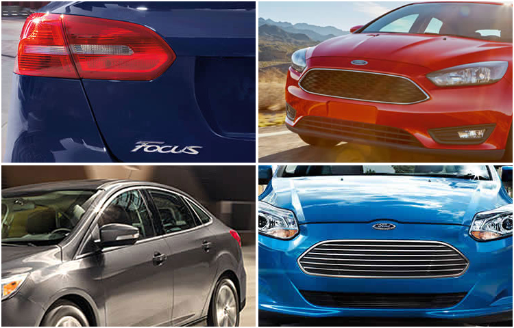 2017 Ford Focus Model Exterior Style
