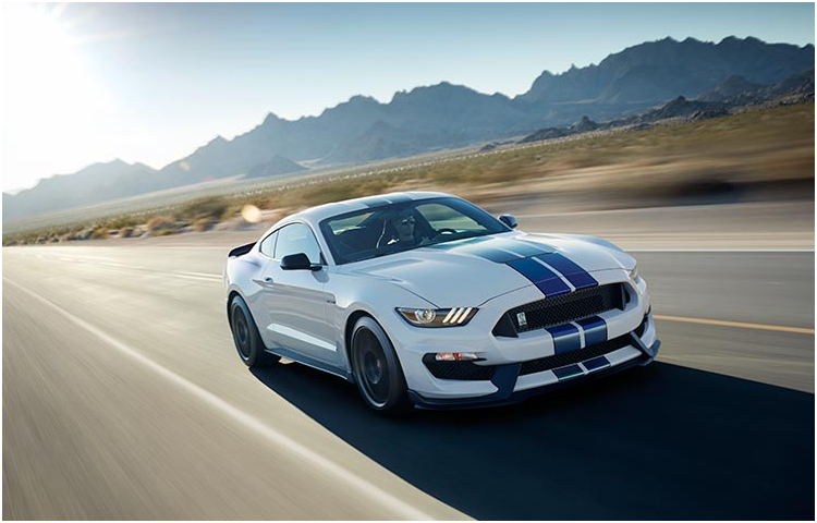 2017 Ford Mustang Shelby GT350® Exterior Styling