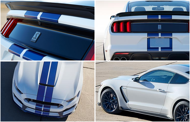 2017 Mustang Shelby GT350® Exterior Styling