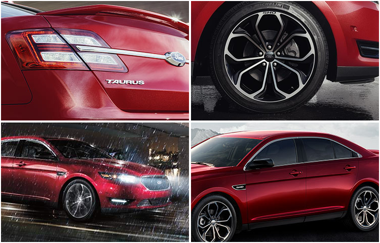 2017 Ford Taurus Model Exterior Style