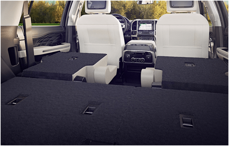 2018 Ford Expedition body interior features