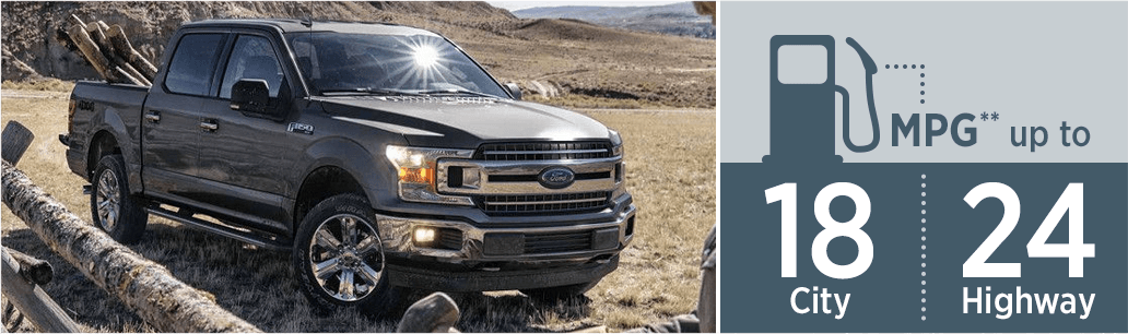 2018 Ford F-150 MSRP and MPG
