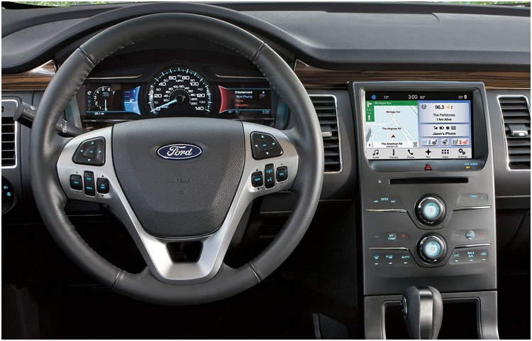 2018 Ford Flex Interior Style & Design