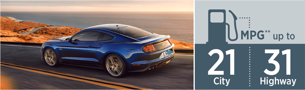 2018 Ford Mustang MSRP and MPG