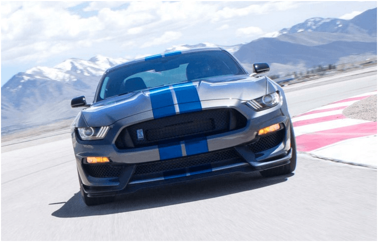 2018 Ford Mustang Shelby GT350 Exterior Design