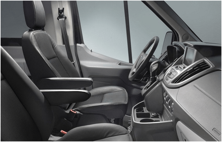 2018 Ford Transit Passenger Wagon body interior features