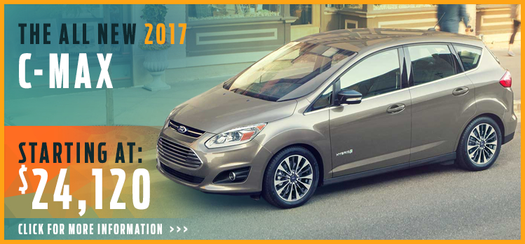 Click to View 2017 Ford C-Max Model Information
