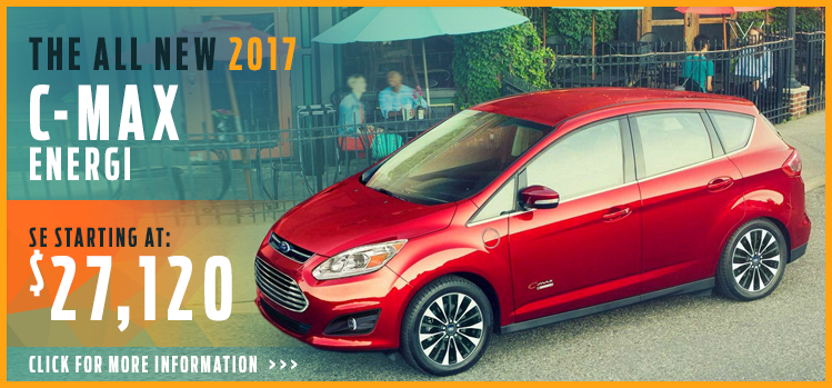 Click to View 2017 Ford C-Max Energi Model Information
