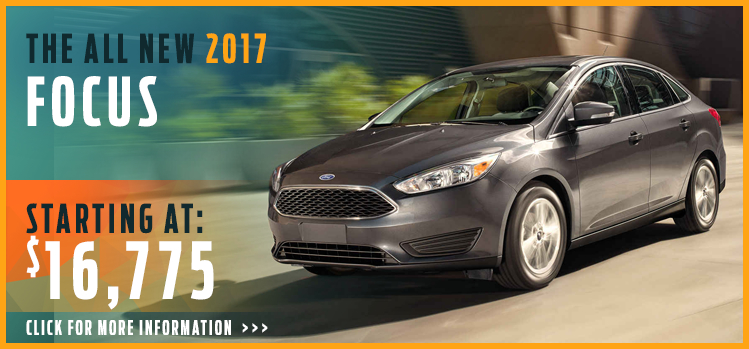 Click to View 2017 Ford Focus Model Information