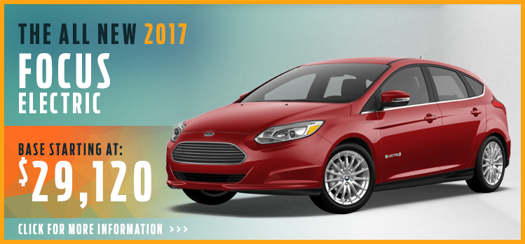 Click to research the new 2017 Ford Focus Electric model in Lakewood, WA