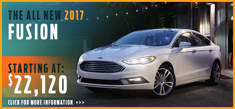 Click to View 2017 Ford Fusion  Model Information