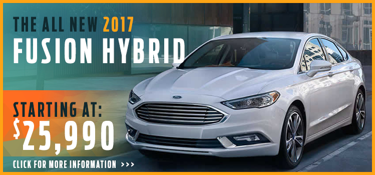Click to View 2017 Ford Fusion Hybrid Model Information