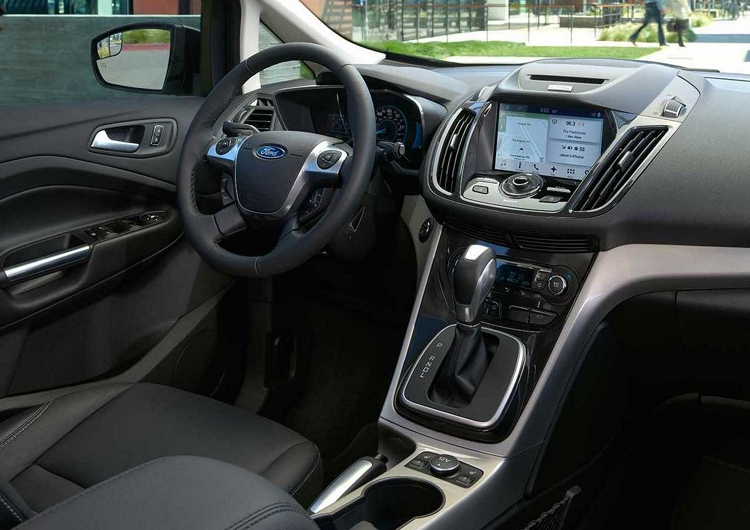 2017 Ford C-MAX Energi Model Safety