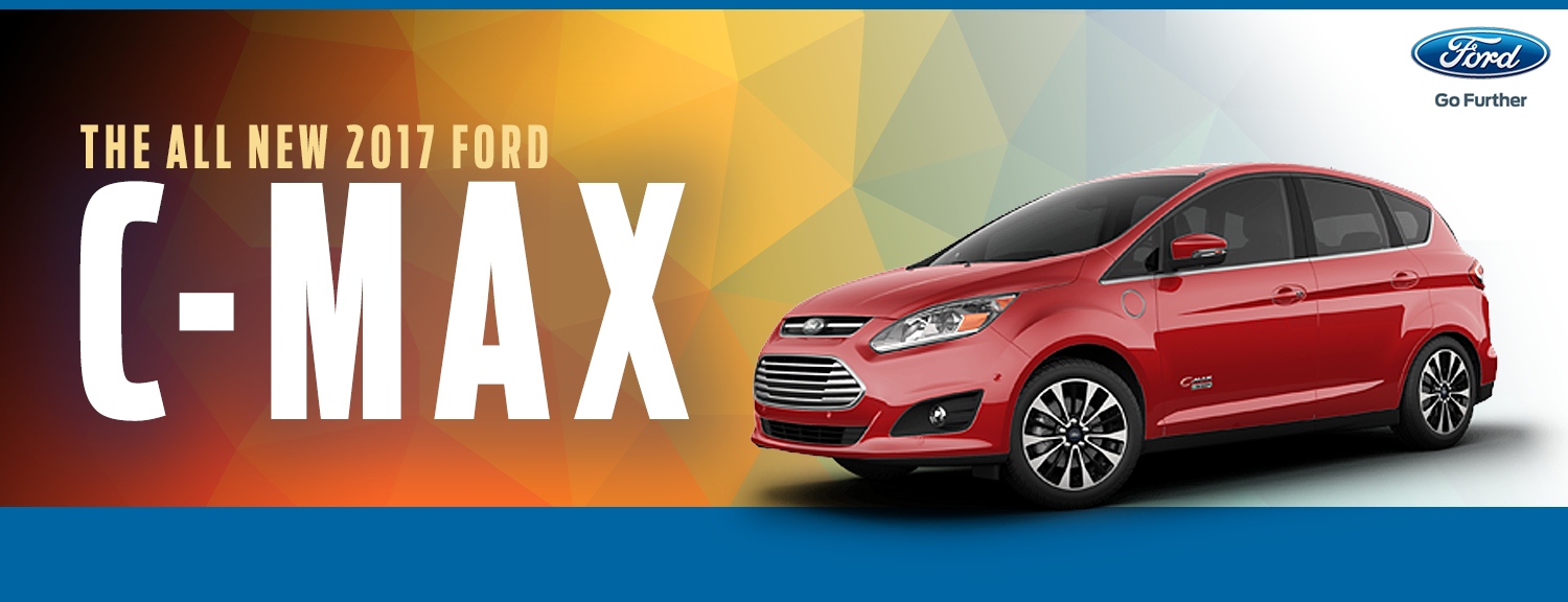 2017 Ford C-MAX Model Details in Lakewood, WA