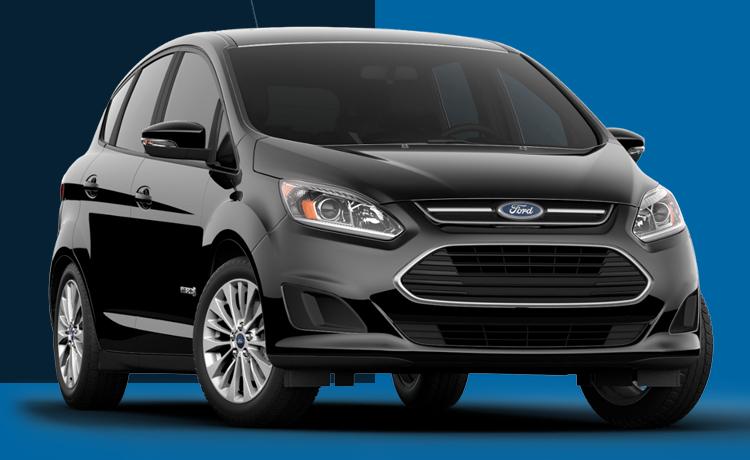 2017 Ford C-MAX Model Exterior Design