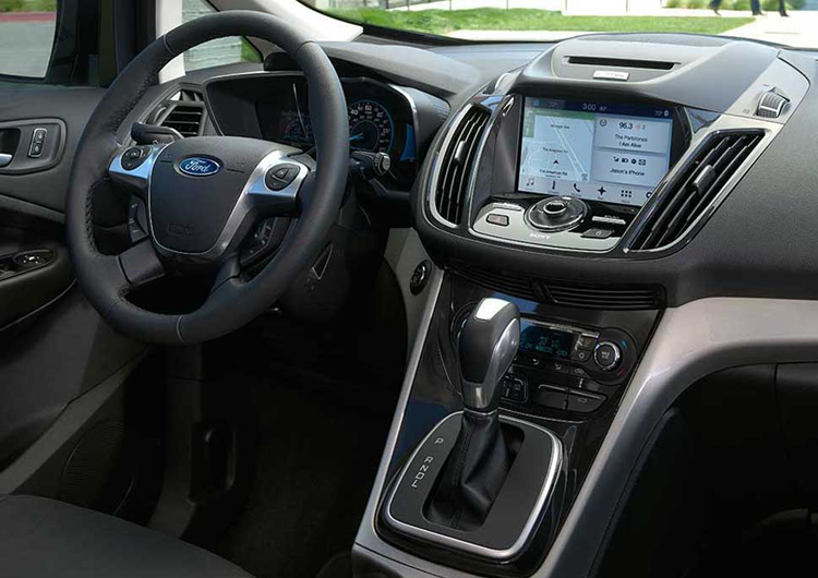 2017 Ford C-MAX Model Safety