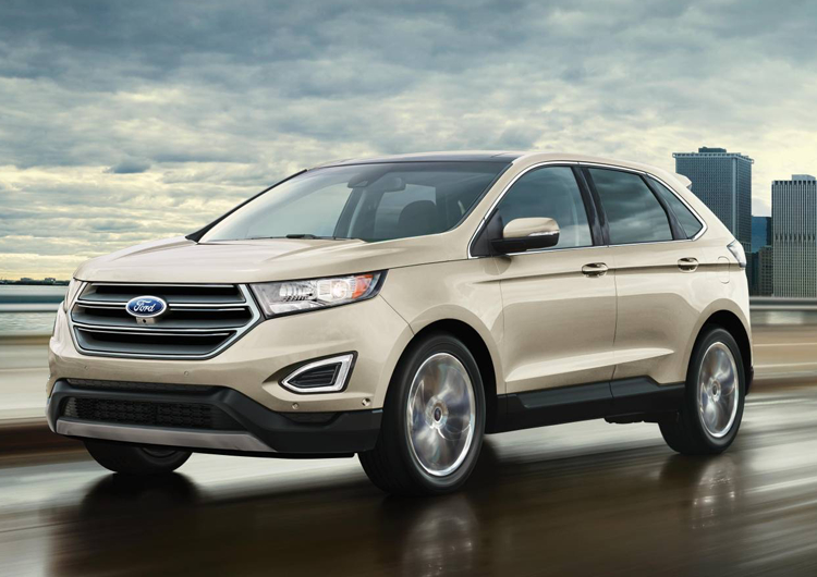 2017 Ford Edge Design Features
