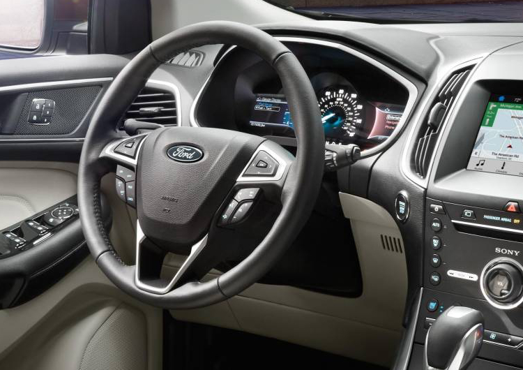 2017 Ford Edge Performance Features