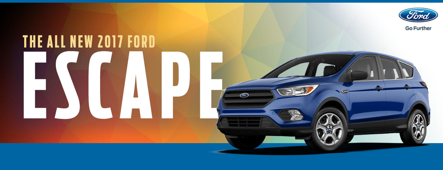 2017 Ford Escape Model Information and Specifications