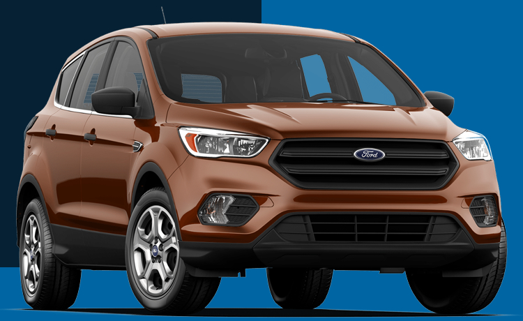 2017 Ford Escape Model Exterior Styling